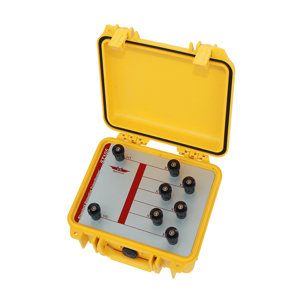 Standard Ratio Box for Calibration